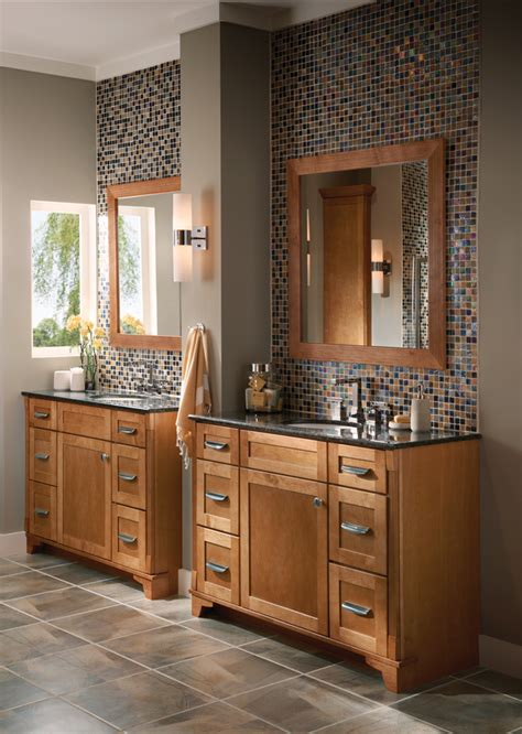 bathroom and kitchen cabinets bathroom vanities kraftmaid bathroom cabinets