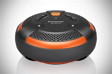 Speaker Bluetooth Panasonic panasonic sc nt10 bluetooth speaker mikeshouts