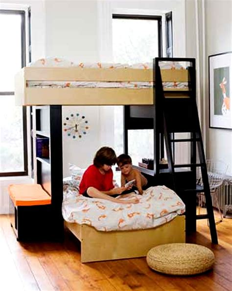 modern bedroom home furniture design uffizi bunk bed