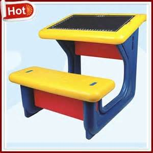 Plastic Desk And Chair Children S Plastic Studying Desk And Chair Set Buy Study