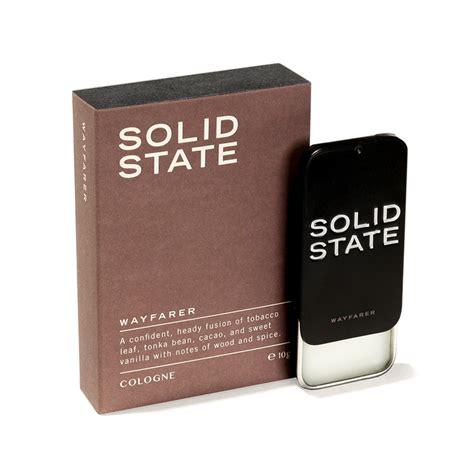 Parfum Solid Shop solid state cologne wayfarer homing instincts