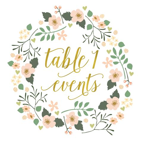 the table in philly featured vendor of the week table 1 events philly in