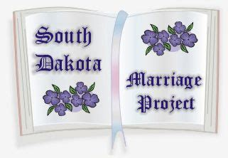 Dakota Marriage Records S Dakota