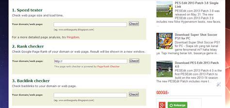 blogger tutorial tools membuat seo tools pada blog mari belajar blog tutorial