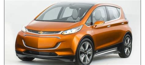 2016 chevrolet bolt price release date engine
