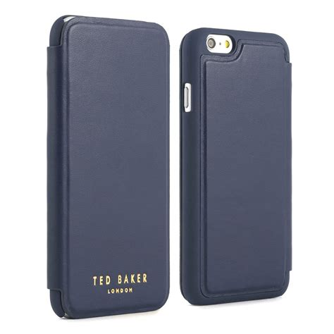 Ted Baker 12 For Iphone 6 ted baker iphone 6 6s cases hex navy proporta