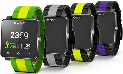 Hp Sony Smartwatch 2 sony smartwatch 2 sw2 pictures official photos