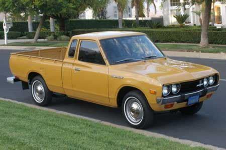 Datsun 620 Parts by New Car Datsun Sedans Utes
