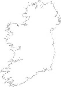 Ireland Blank Map by Outline Map Of Ireland Clip Art At Clker Com Vector Clip