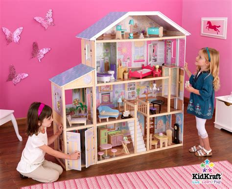 huge doll house 10 awesome barbie doll house models