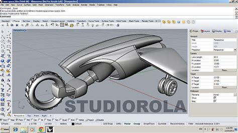 Online Drawing Programs course ware updated to rhinoceros 5 studio rola