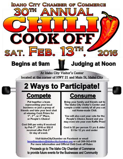 chili cook off sign up sheet template grosir baju surabaya