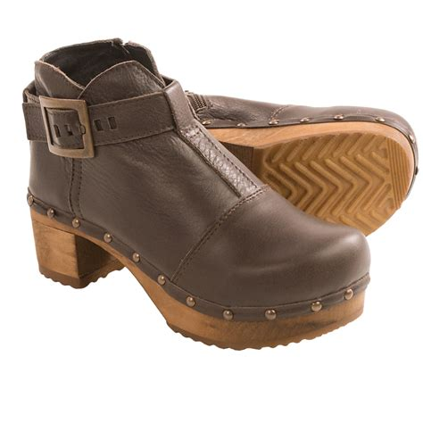 sanita boots sanita wood owl ankle boots for save 87