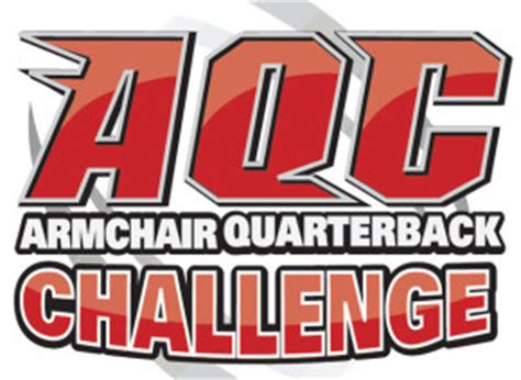 armchair quarterback game we have an aqc winner