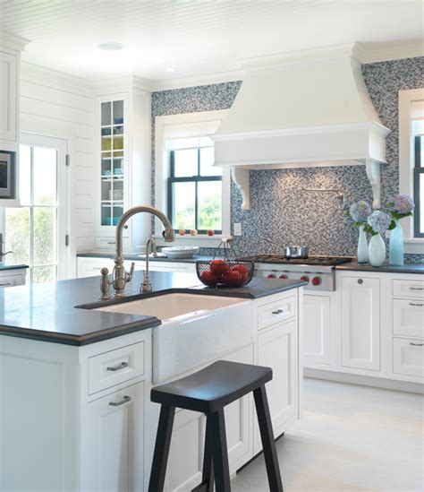 nantucket kitchens surfside chic nantucket beach style kitchen boston