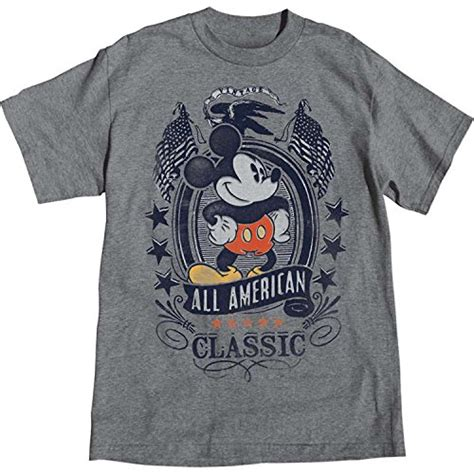 Where To Buy Shirts Disney Mickey Mouse S All American Mickey Plus Size T