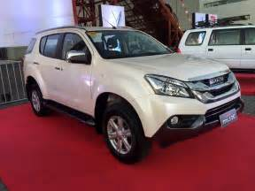 Pricelist Isuzu Isuzu Philippines Price List Auto Search Philippines 2017