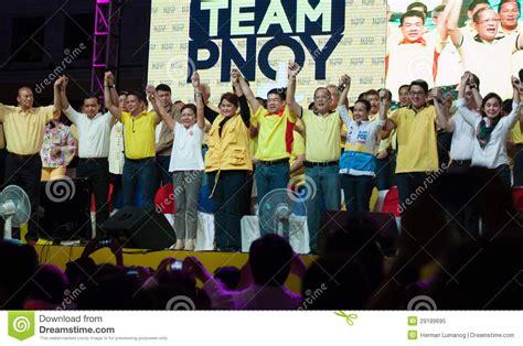 philippines senatorial candidates philippine senatorial election kicks off editorial photo