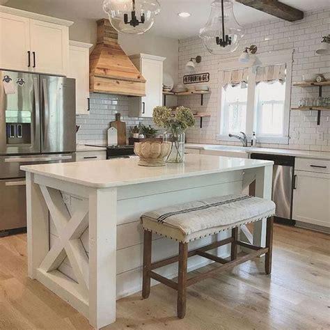 farmhouse kitchen island ideas best 25 farmhouse kitchen island ideas on large kitchen island wood top island