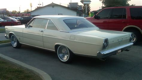 1965 ford galaxie curbside classic 1965 ford galaxie 500 a new ford fit for