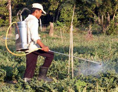 Sprei Sg Indian pesticide application