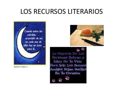 imagenes recursos literarios los recursos literarios 3