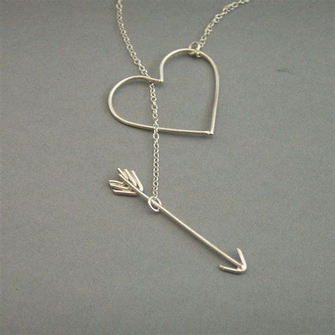 and arrow necklace on wanelo jewelry suites