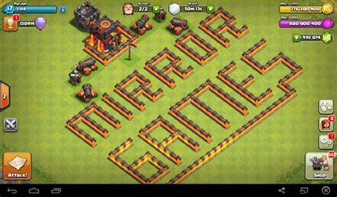 download game coc mod selain fhx download game clash of clans mod fhx m g site