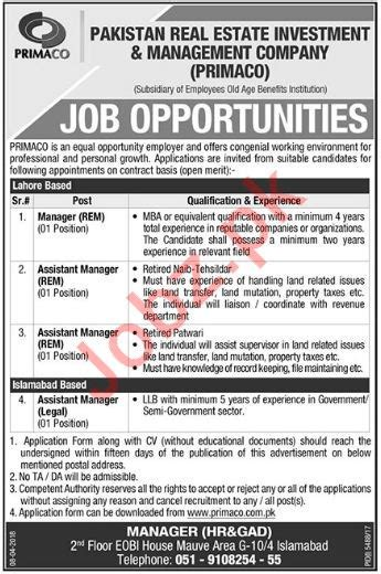 Http Careers Nestleusa Real Opportunities Mba Marketing by Pakistan Real Estate Investment Primaco 2018 Managers