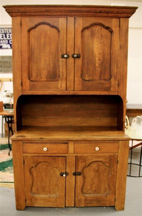 Antique Kitchen Hutch Cupboard   Antique Furniture