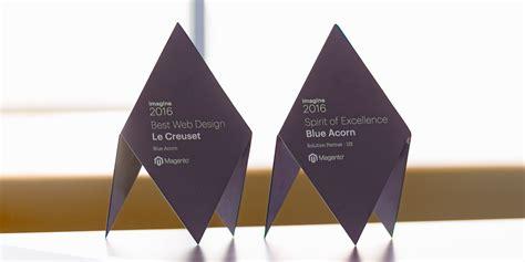 best website design awards le creuset receives best web design award at imagine 2016