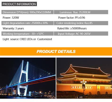 Dijamin 15 Watt Lu Uv Celup ip67 waterproof outdoor bridgelux cob 500 watt led flood light buy cob 500 watt led flood