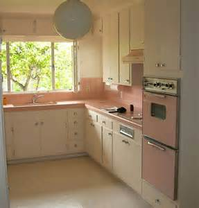 Pink Retro Kitchen Collection by 1950s Pink Kitchen Rockabelle Bombshell