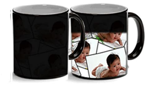 Design Mug Kahwin | magic mug special gift double ed