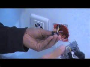 comment installer une cabine de d angle comment faire le branchement d une prise rj45 vid 233 o 3
