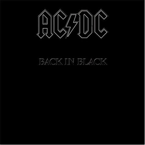 Back In Black 2 by Discos Perfectos Mi Disco Perfecto Back In Black