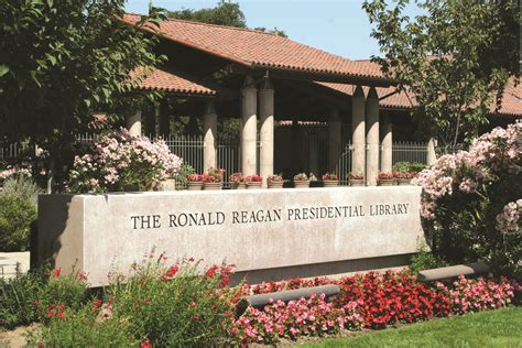 ronald presidential library and museum conejo valley lifestyle magazine