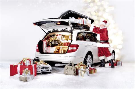 Mercedes In Santa by Mercedes Mercedes
