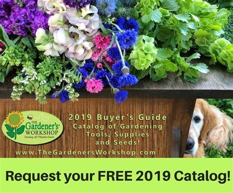 free flower garden catalog garden inspiration