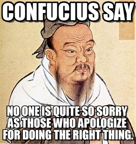 Confucius Meme - confucius say confucius meme on memegen