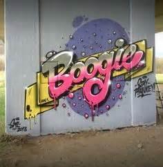 swank graffiti piece wall los angeles graffiti