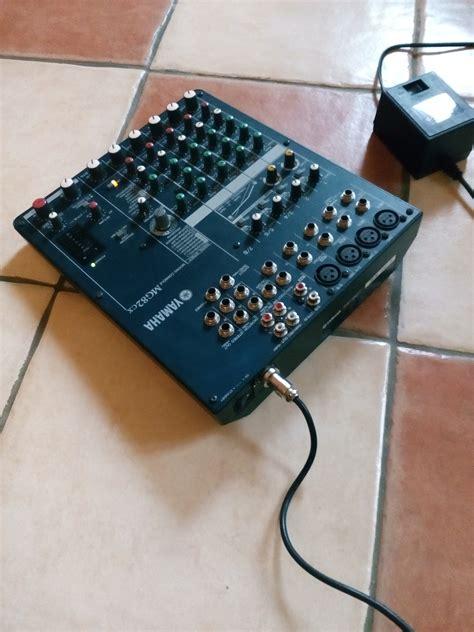 Second Mixer Yamaha Mg82cx yamaha mg82cx image 1722231 audiofanzine