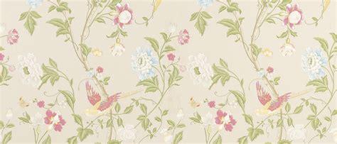 flower wallpaper laura ashley summer palace linen floral wallpaper laura ashley
