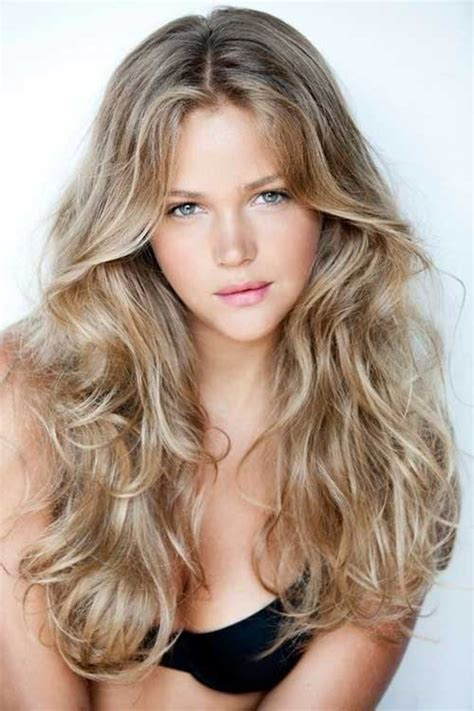 Hairstyles For Long Blonde Curly Hair | 100 best long blonde hairstyles