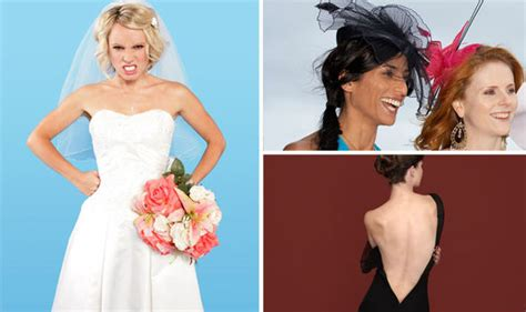 Hairstyles To Wear As A Guest To A Wedding by Bridal Experts Reveal What Guests Should Never Wear To A