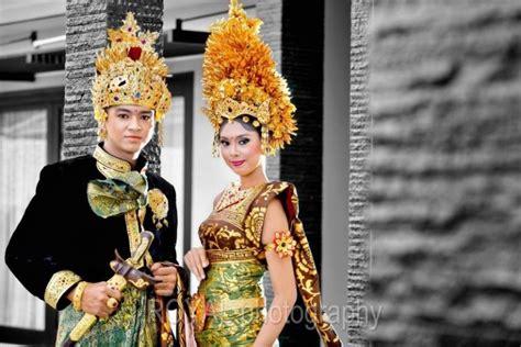 Baju Nikah Adat Bali 5 pakaian adat bali pria dan wanita lengkap penjelasan dan gambar