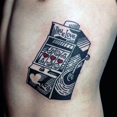 slot machine tattoo 30 slot machine designs for jackpot ink ideas