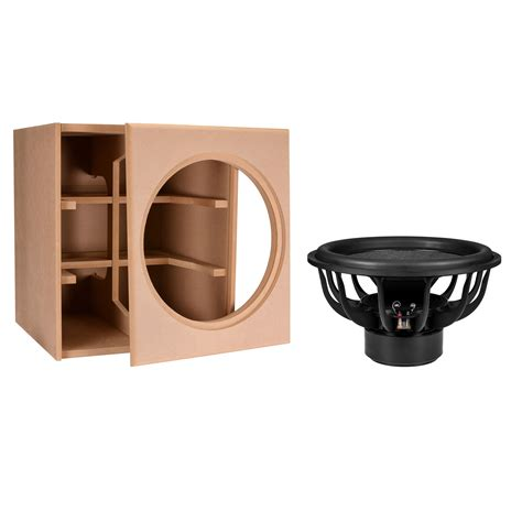 Speaker Subwoofer 18 dayton audio 18 quot ultimax subwoofer and cabinet bundle
