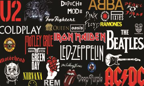 imagenes de rock ingles retro radio los grupos de rock mas influyentes de las