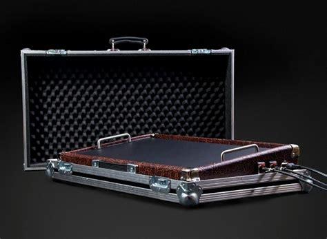 Handmade Pedal Board - pedalboard pistola pedalboards